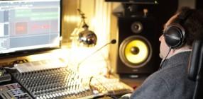 20111210 Studio opname Little Sister rockstudio coverband1633