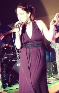 melynda on stage sized
